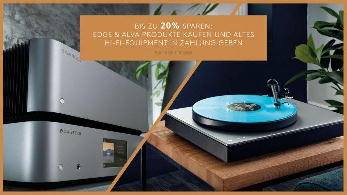 Cambridge Audio Edge Alva Trade-in