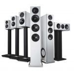 Definitive Technology Demand-Serie Family White