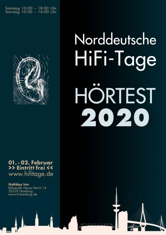 Norddeutsche HiFi-Tage 2020 Hochformat