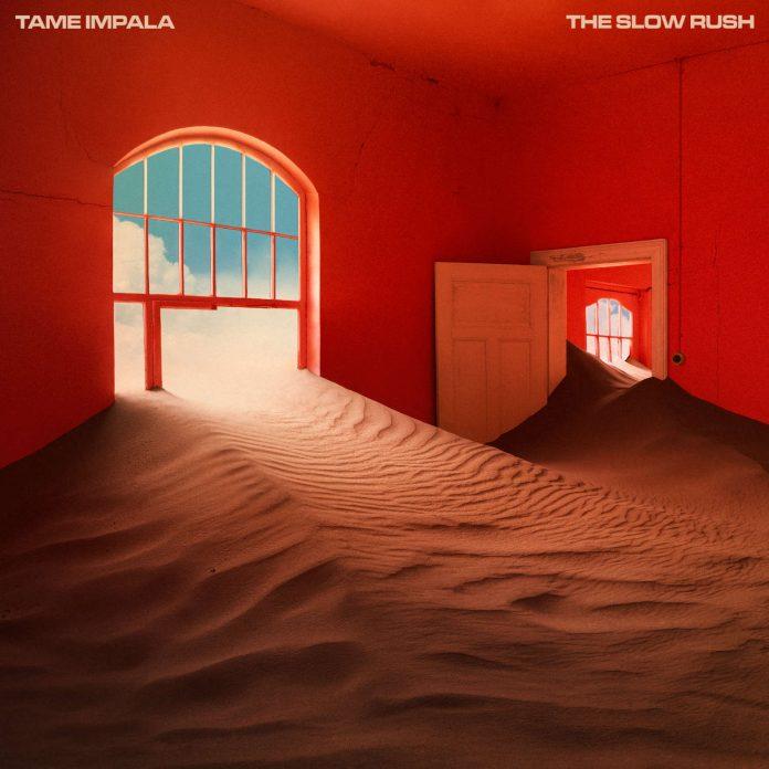 Tame Impala - The Slow Rush - Artwork - Neil Krug
