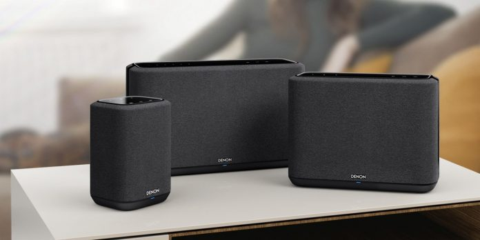 Denon Home Wireless Lautsprecher, Copyright- Sound United