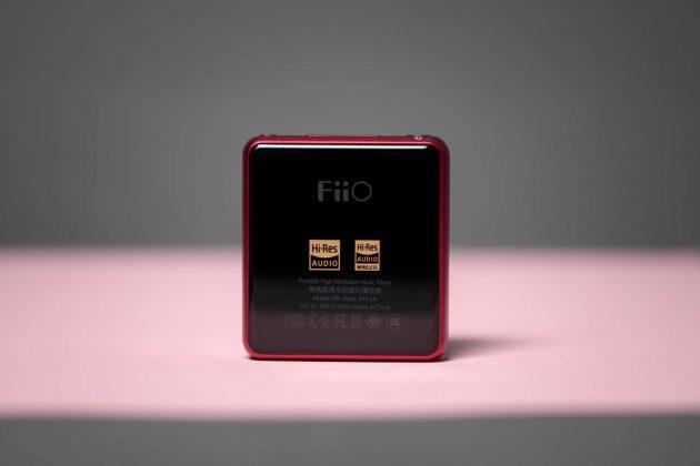 FiiO M5 Back