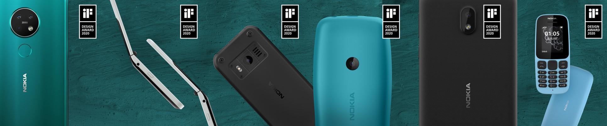 Nokia Phones iF DESIGN AWARD