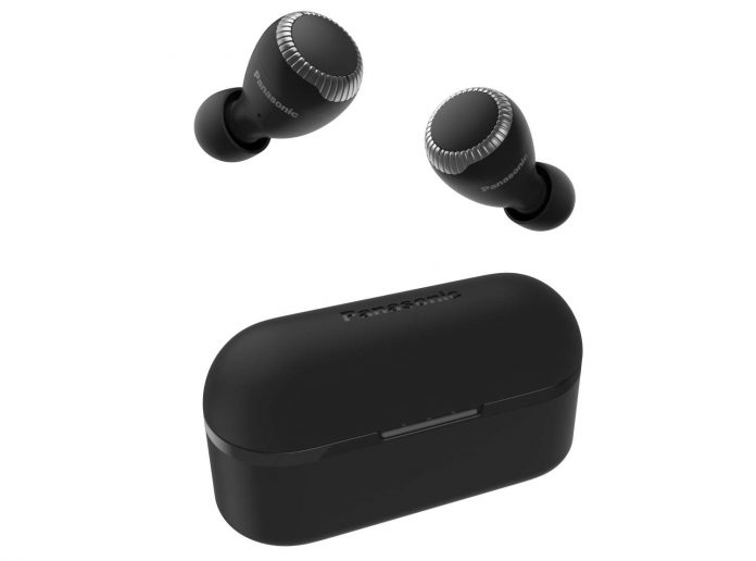 Panasonic True-Wireless-In-Ear-RZ-S300W Schwarz mit Ladecase Render