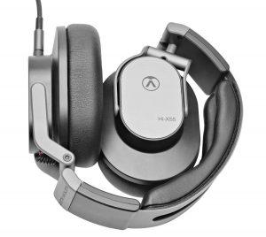 Austrian Audio Hi-X55 Faltmechanismus