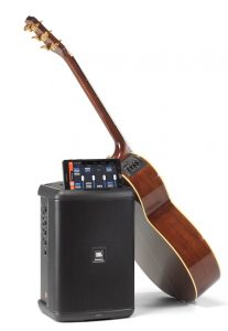 JBL EON ONE Compact Lifestyle with Guitar
