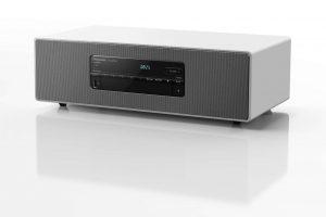 Micro-HiFi-System Panasonic SC-DM504 Weiß