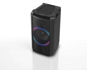 Panasonic Party-Lautsprecher TMAX5 Produktabbildung Seitenansicht oben_1500x1500
