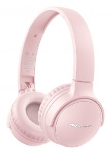 Pioneer S3 Wireless Pink