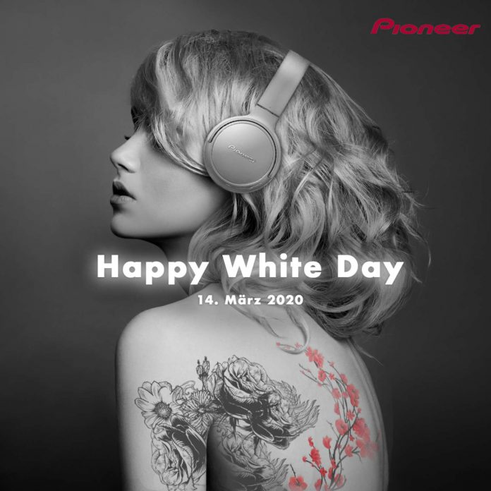 Pioneer White Day 2020