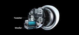 Samsung Galaxy Buds+ Lautsprecher