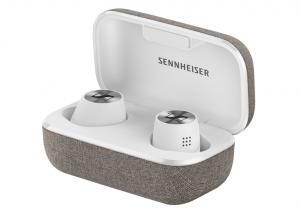 SennheiserMOMENTUM True Wireless 2 Case_White_Product_shot