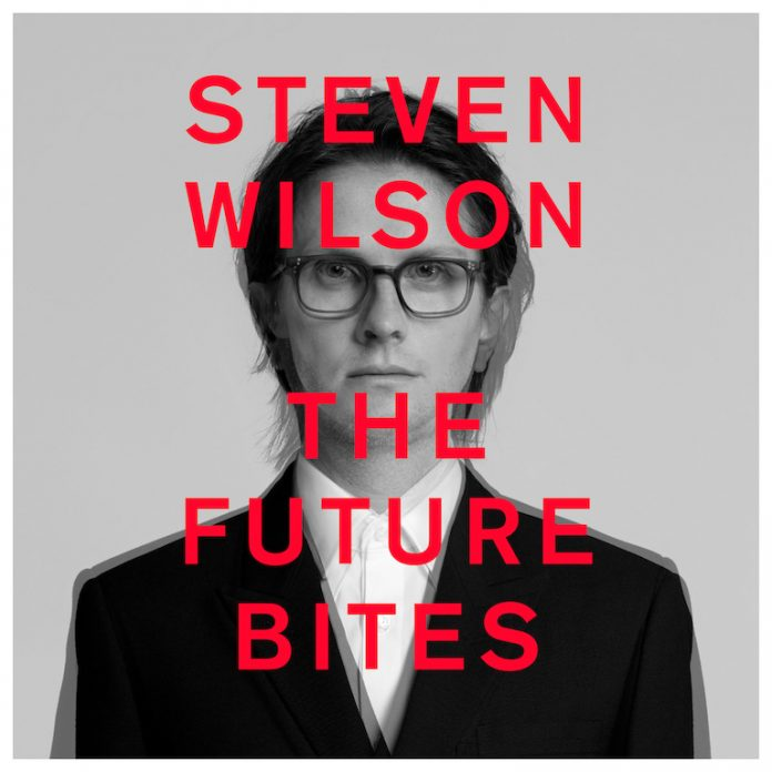 Steven Wilson the Future Bites Pick Kopie