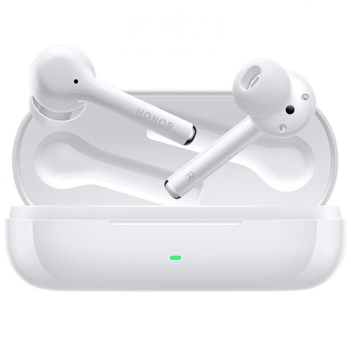 HONOR Magic Earbuds - Pearl White 05