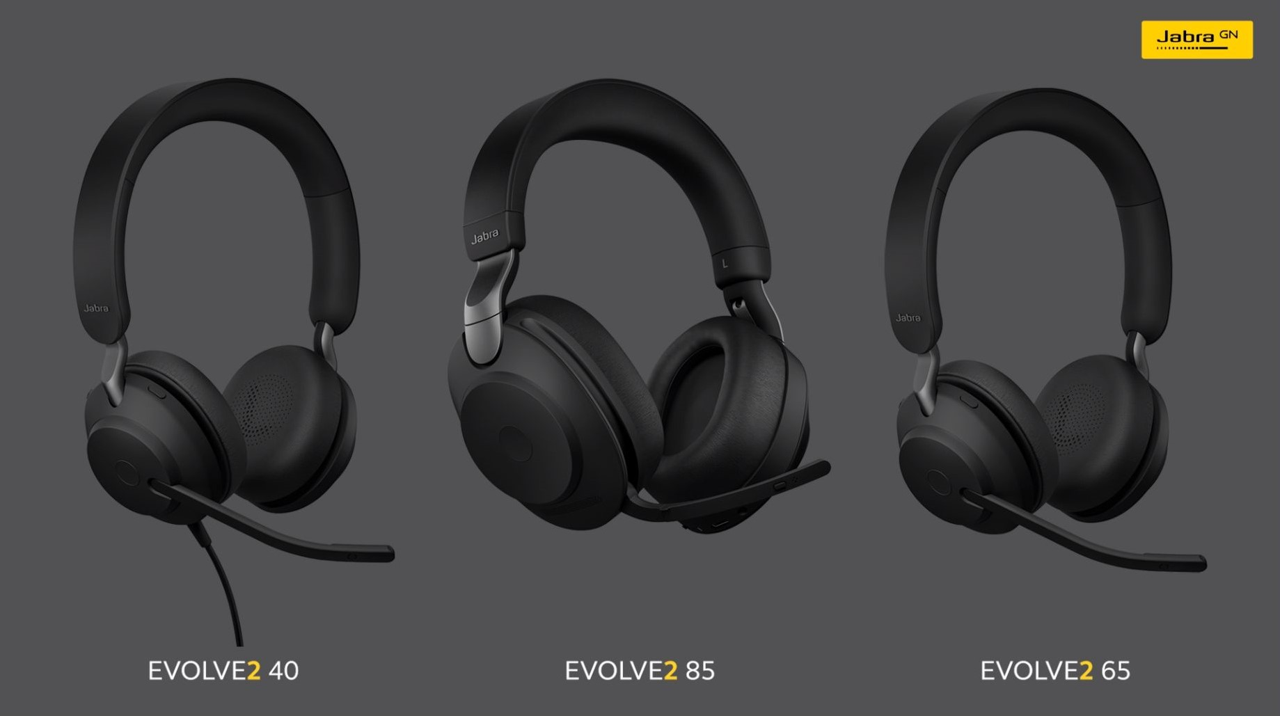 Jabra Evolve2 – Neue Headsets