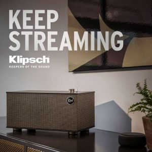 Klipsch KEEP-STREAMING_The-Three-II