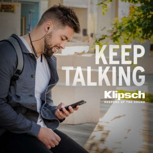 Klipsch KEEP-TALKING_T5-Neckband
