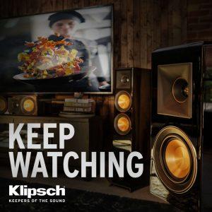 Klipsch KEEP-WATCHING