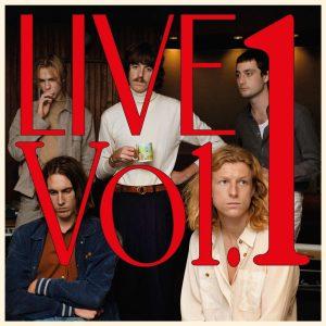 Parcels Live Vol. 1 Digital-Cover 1000x1000_1500x1500
