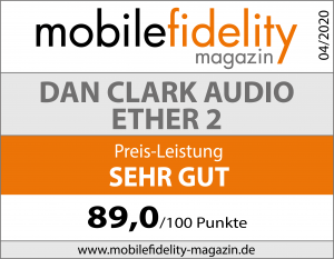 Testsiegel Dan Clark Audio Ether 2