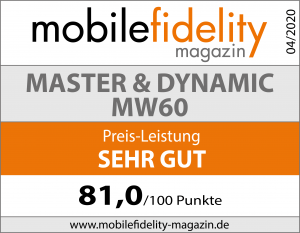 Master & Dynamic MW60