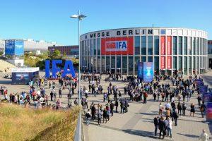 IFA Berlin Eingang