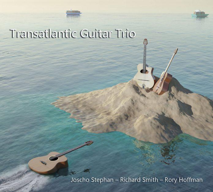 Transatlantic Guitar Trio - Transatlantic Guitar Trio