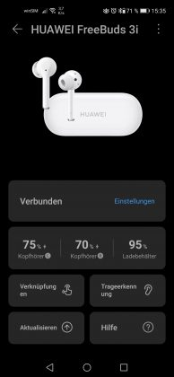 HUAWEI FreeBuds 3i Screenshot 3