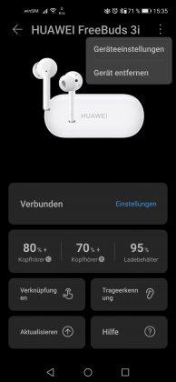 HUAWEI FreeBuds 3i Screenshot 4