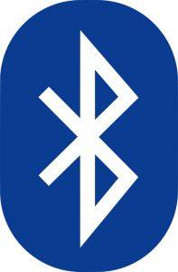 Bluetooth by flag
