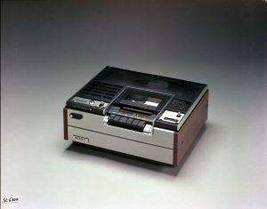 Sony 1975_SL-6300_erster Videorekorder_von_Sony