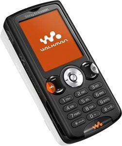 Sony Ericsson_WALKMAN_Handy