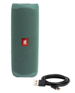 JBL Flip 5 Eco Cable_Forest_1500x1500
