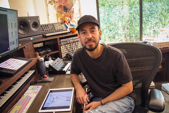 Mike Shinoda Linkin Park Foto Credit Anna Shinoda Kopie