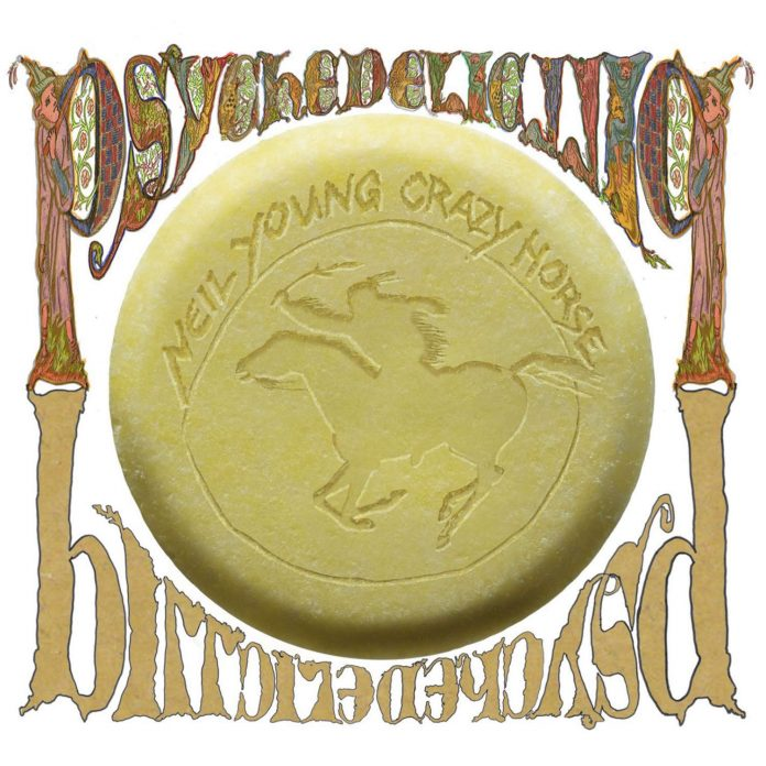 Neil Young & Crazy Horse - Psychedelic Pill_1500x1500