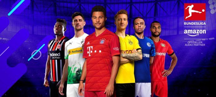 Amazon Music Fußball Bundesliga
