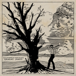 Graeme James - Old Storms in New Places EP