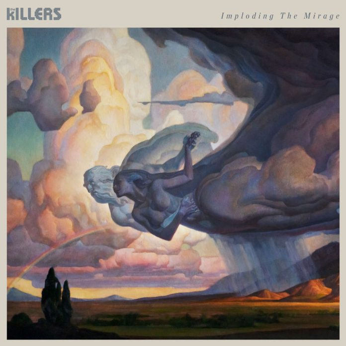 The Killers - Imploding the Mirage 1500x1500