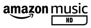 Amazon Music HD Logo