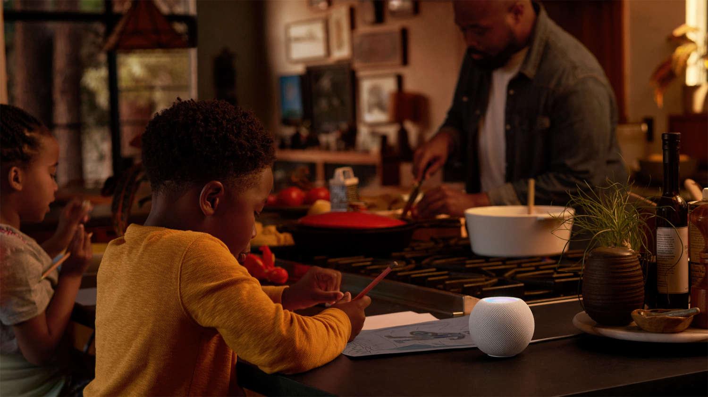 Smart Speaker Apple HomePod mini vorgestellt