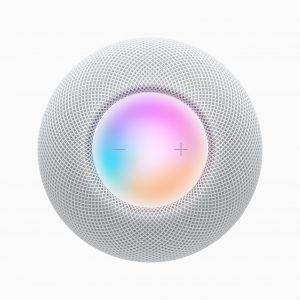Apple HomePod mini white-siri_10132020