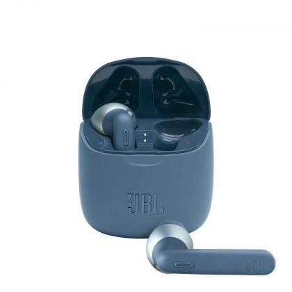 JBL TUNE 225TWS_Hero_Product Image_Blue_1500x1500