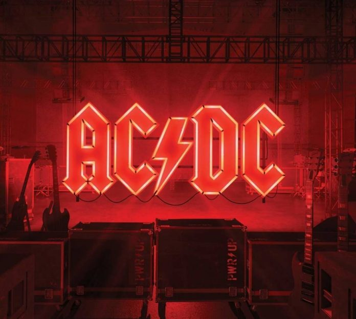 AC-DC - Power up