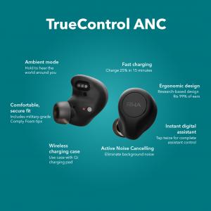 RHA TrueControl ANC feature graphic