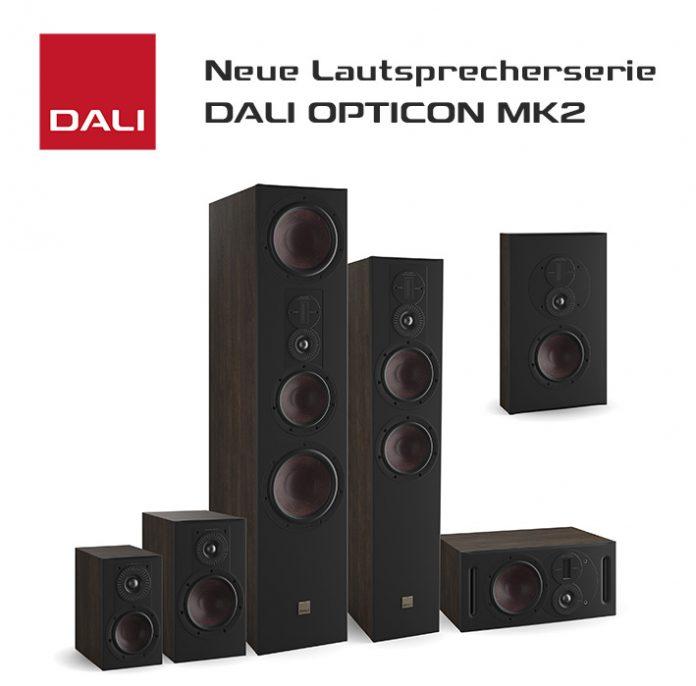 DALI Opticon MK2