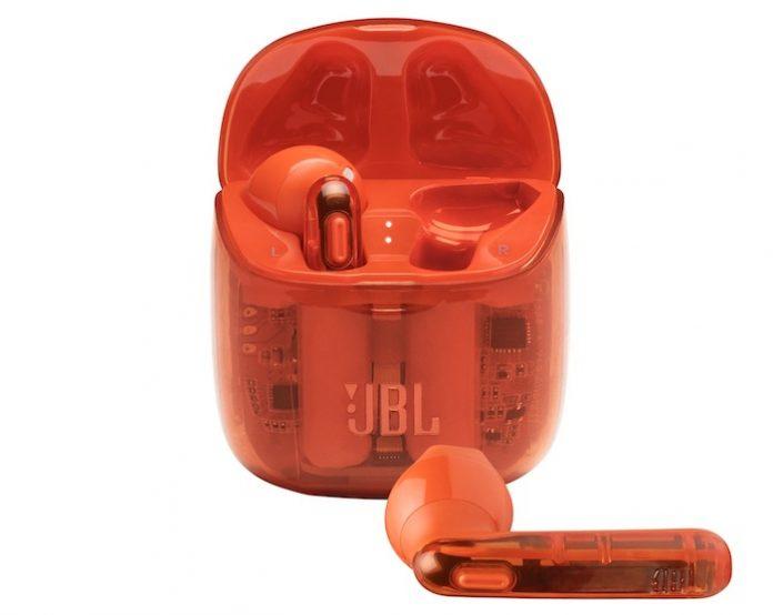 JBL TUNE-225TWS-Ghost_Product-Image_Hero_Orange