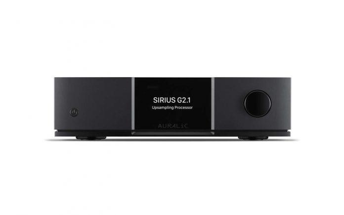 AURALiCs Digitalprozessor SIRIUS G2.1 jetzt lieferbar