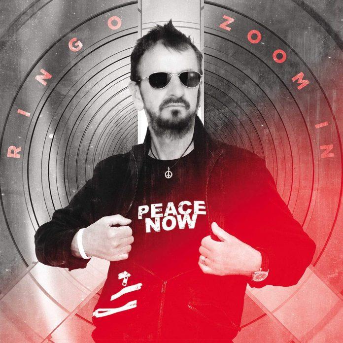 Ringo Starr_Zoom In EP