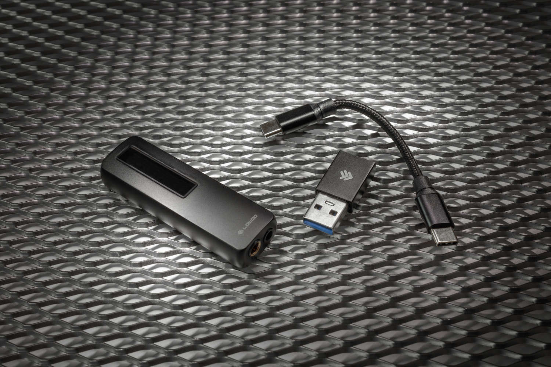 DAC & Kopfhörerverstärker Lotoo PAW S1